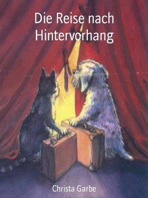cover image of Die Reise nach Hintervorhang