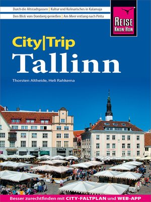 cover image of Reise Know-How CityTrip Tallinn