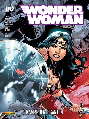 cover image of Wonder Woman, Band 10