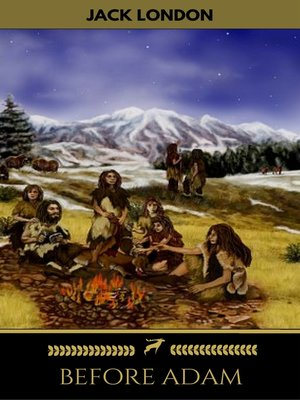 cover image of Before Adam (Golden Deer Classics)