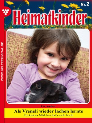 cover image of Heimatkinder 2--Heimatroman