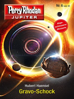 cover image of Jupiter 6