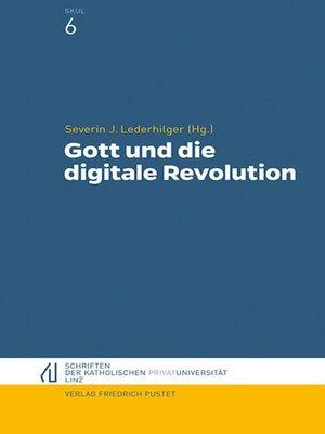 cover image of Gott und die digitale Revolution
