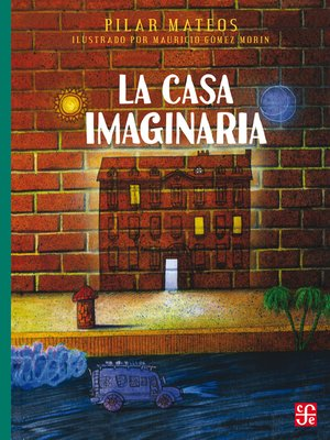 cover image of La casa imaginaria