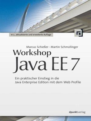 cover image of Workshop Java EE 7