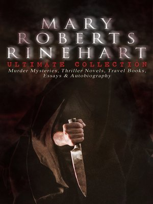 cover image of MARY ROBERTS RINEHART Ultimate Collection