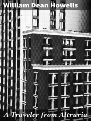 cover image of A Traveler from Altruria