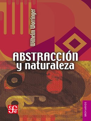 cover image of Abstracción y naturaleza
