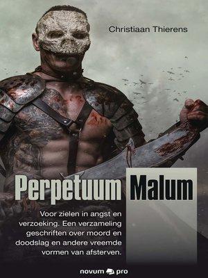 cover image of Perpetuum Malum