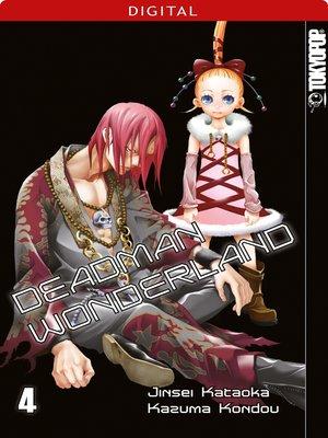 cover image of Deadman Wonderland 04