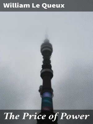 cover image of The Price of Power