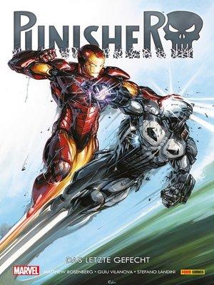 cover image of Punisher 5 --Das letzte Gefecht