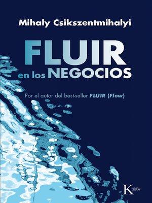 cover image of Fluir en los negocios