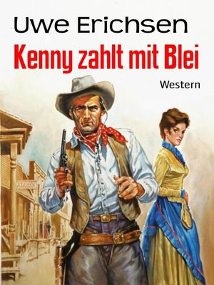 cover image of Kenny zahlt mit Blei