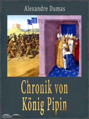cover image of Chronik von König Pipin