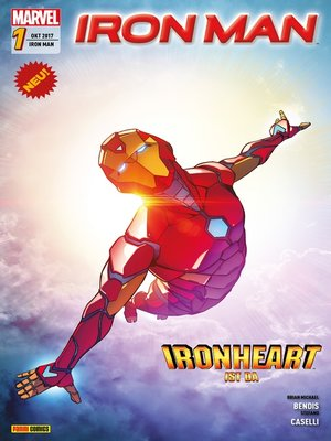 cover image of Iron Man 1--Die nächste Generation