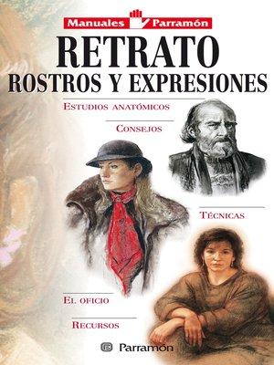 cover image of Retrato, rostros y expresiones