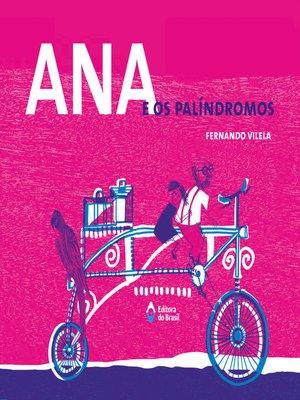 cover image of Ana e os palíndromos