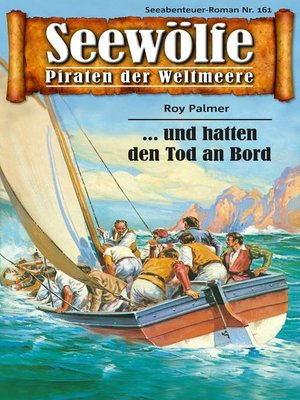 cover image of Seewölfe--Piraten der Weltmeere 161