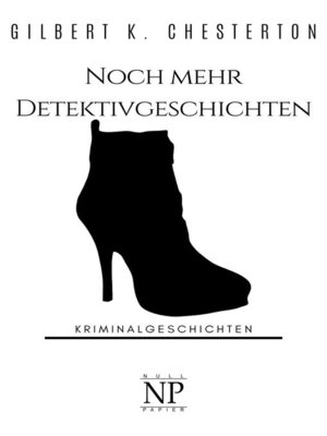 cover image of Noch mehr Detektivgeschichten