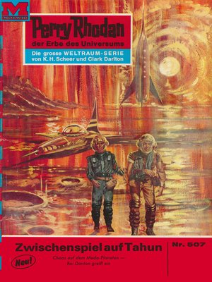cover image of Perry Rhodan 507