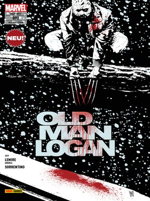 cover image of Old Man Logan 2