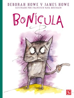 cover image of Bonícula