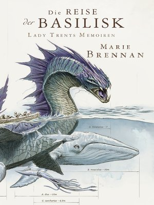cover image of Lady Trents Memoiren 3