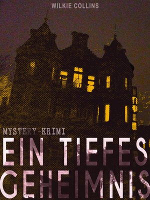 cover image of Ein Tiefes Geheimnis (Mystery-Krimi)