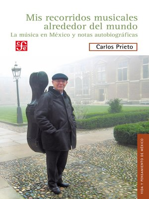 cover image of Mis recorridos musicales alrededor del mundo