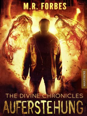 cover image of THE DIVINE CHRONICLES 1--AUFERSTEHUNG