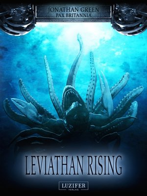cover image of Leviathan Rising