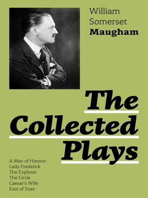 cover image of The Collected Plays