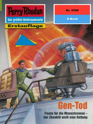 cover image of Perry Rhodan 2088