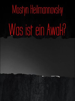 cover image of Was ist ein Awak?