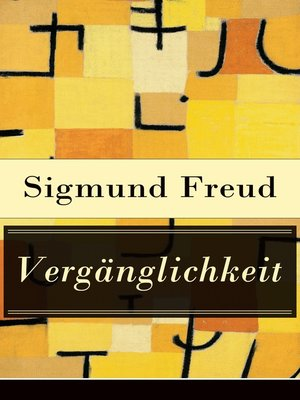 cover image of Vergänglichkeit