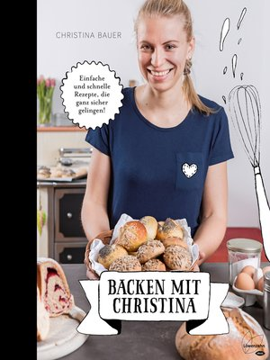 cover image of Backen mit Christina