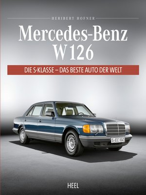 cover image of Mercedes-Benz W 126