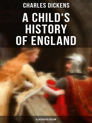 cover image of A Child's History of England (Illustrated Edition)