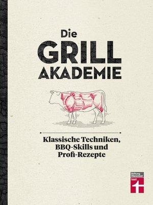 cover image of Die Grillakademie