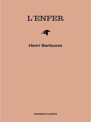 cover image of L'Enfer