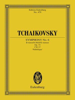 cover image of Symphony No. 6 B minor