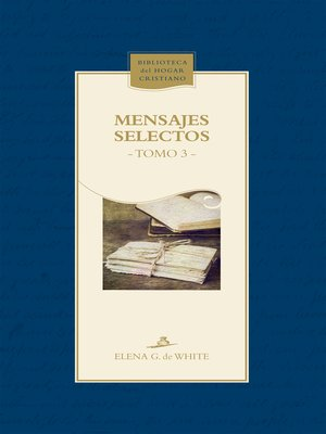 cover image of Mensajes selectos