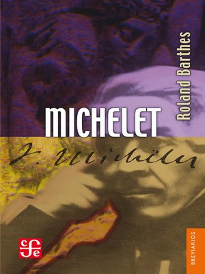cover image of Michelet