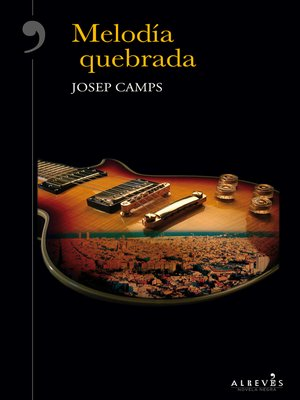 cover image of Melodía quebrada