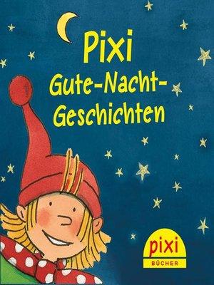 cover image of Pixi Gute-Nacht-Geschichte #21