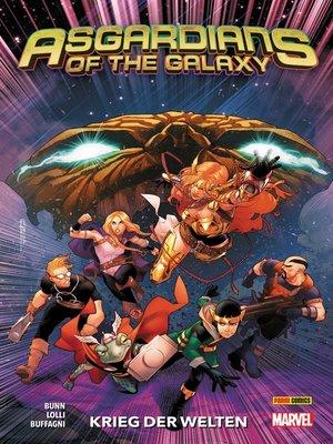 cover image of Asgardians of the Galaxy 2--Krieg der Welten
