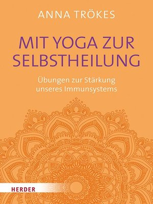 cover image of Mit Yoga zur Selbstheilung