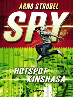 cover image of SPY--Hotspot Kinshasa