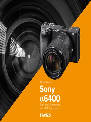 cover image of Kamerabuch Sony Alpha 6400